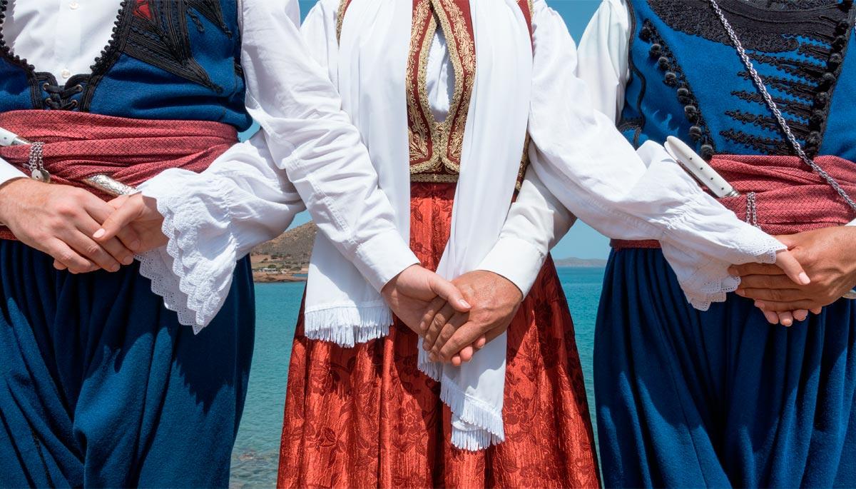 Greek dancing - Kos island