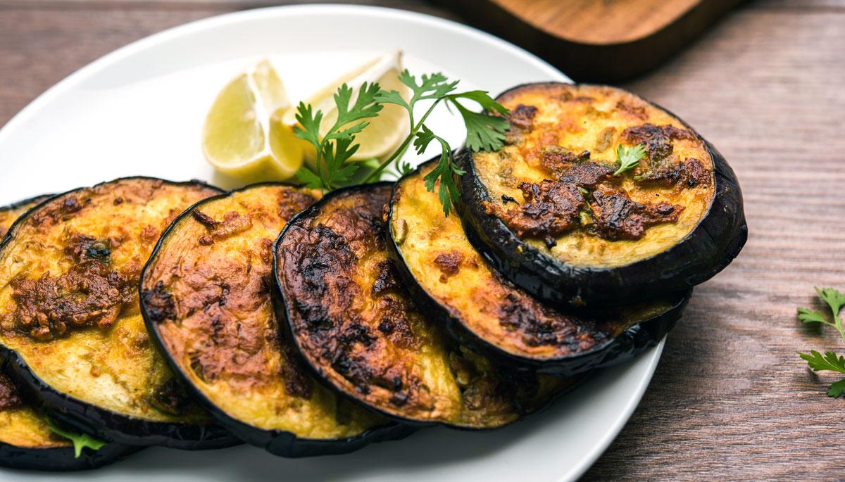 Eggplants - Taverna Anemofiloussa