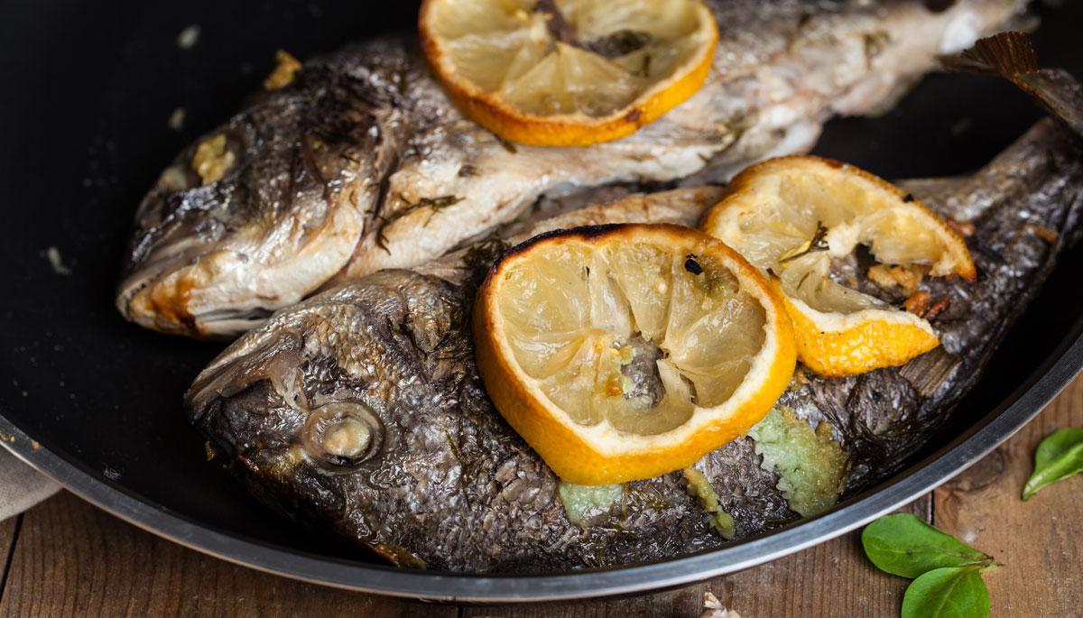 Fish - Taverna Anemofiloussa