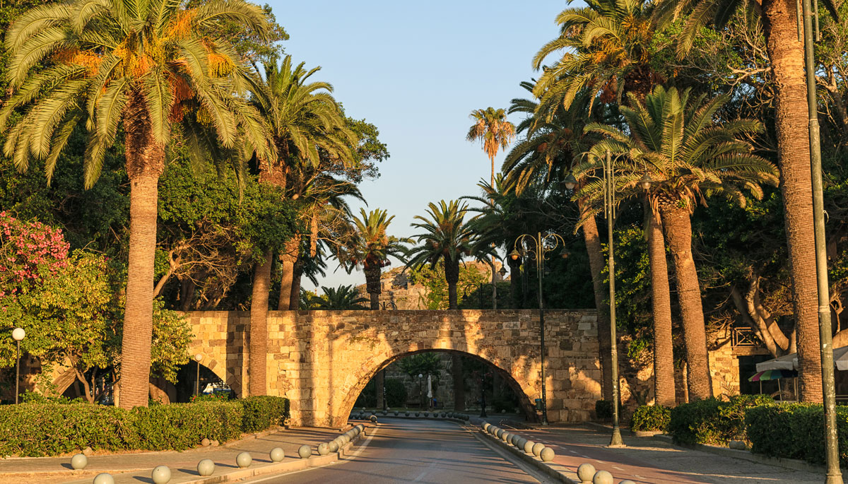 Half day tour - Kos Town